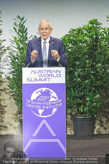 Austrian World Summit 2020 - Stallburg und Hofreitschule - Do 17.09.2020 - Alexander VAN DER BELLEN99