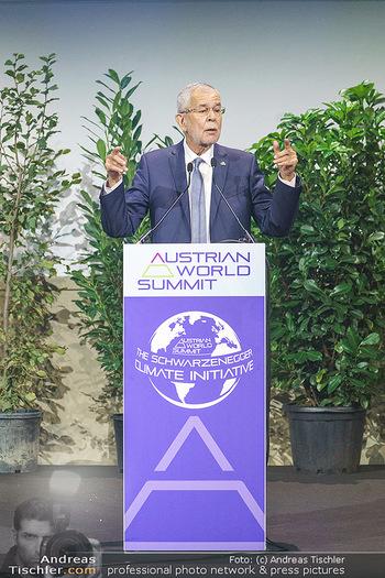 Austrian World Summit 2020 - Stallburg und Hofreitschule - Do 17.09.2020 - Alexander VAN DER BELLEN100