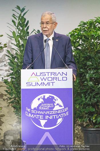 Austrian World Summit 2020 - Stallburg und Hofreitschule - Do 17.09.2020 - Alexander VAN DER BELLEN101