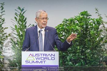 Austrian World Summit 2020 - Stallburg und Hofreitschule - Do 17.09.2020 - Alexander VAN DER BELLEN104
