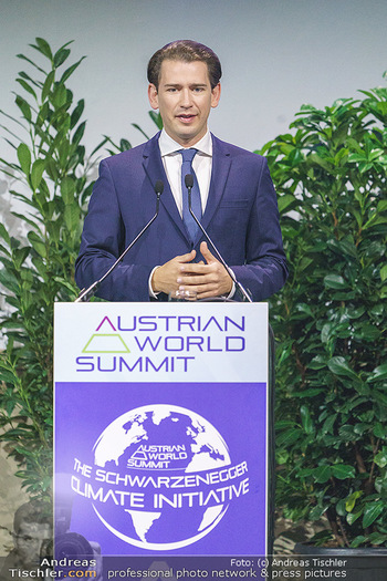 Austrian World Summit 2020 - Stallburg und Hofreitschule - Do 17.09.2020 - Sebastian KURZ112