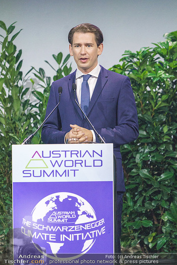 Austrian World Summit 2020 - Stallburg und Hofreitschule - Do 17.09.2020 - Sebastian KURZ114