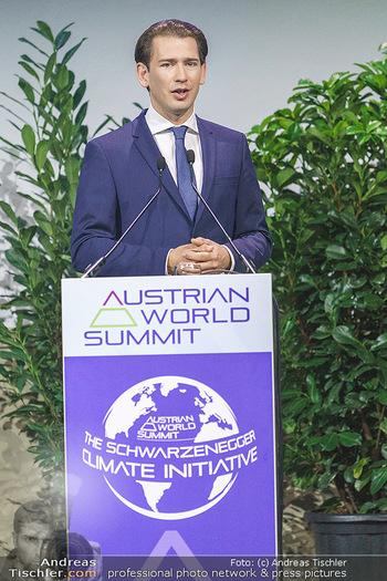 Austrian World Summit 2020 - Stallburg und Hofreitschule - Do 17.09.2020 - Sebastian KURZ115