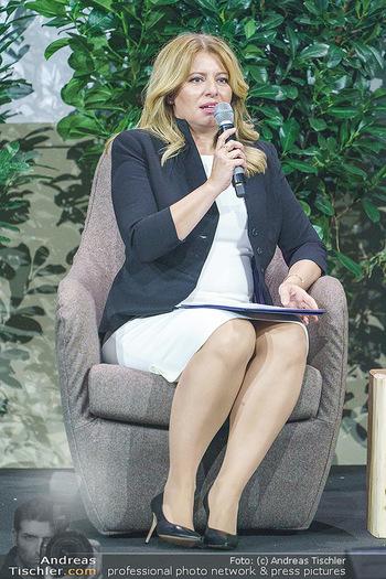 Austrian World Summit 2020 - Stallburg und Hofreitschule - Do 17.09.2020 - Zuzana CAPUTOVA120