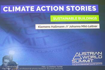Austrian World Summit 2020 - Stallburg und Hofreitschule - Do 17.09.2020 - 140