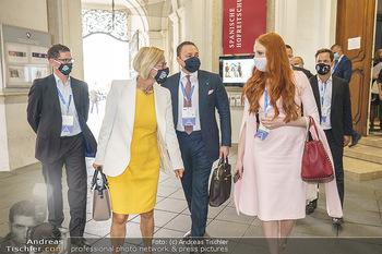 Austrian World Summit 2020 - Stallburg und Hofreitschule - Do 17.09.2020 - Klemens und Barbara HALLMANN (MEIER), Johanna MIKL-LEITNER171