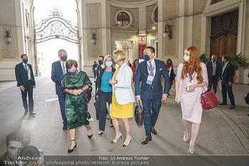 Austrian World Summit 2020 - Stallburg und Hofreitschule - Do 17.09.2020 - 172