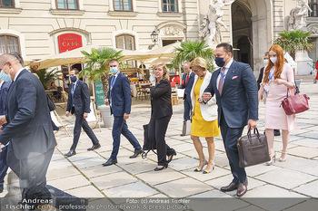 Austrian World Summit 2020 - Stallburg und Hofreitschule - Do 17.09.2020 - 181