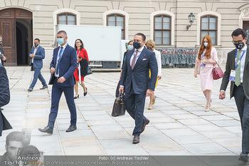 Austrian World Summit 2020 - Stallburg und Hofreitschule - Do 17.09.2020 - 182