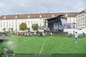 Climate Kirtag - Heldenplatz - Do 17.09.2020 - nicht viel los wegen Corona Schutzmaßnahmen69