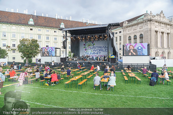 Climate Kirtag - Heldenplatz - Do 17.09.2020 - nicht viel los wegen Corona Schutzmaßnahmen70