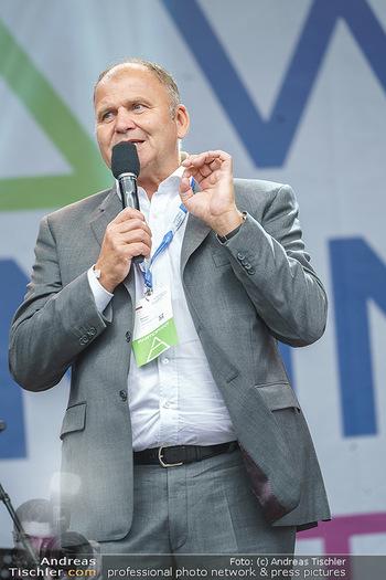 Climate Kirtag - Heldenplatz - Do 17.09.2020 - Herbert WALDNER92