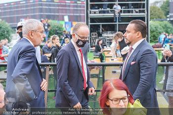 Climate Kirtag - Heldenplatz - Do 17.09.2020 - Alexander VAN DER BELLEN, Klemens HALLMANN128