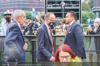 Climate Kirtag - Heldenplatz - Do 17.09.2020 - Alexander VAN DER BELLEN, Klemens HALLMANN129