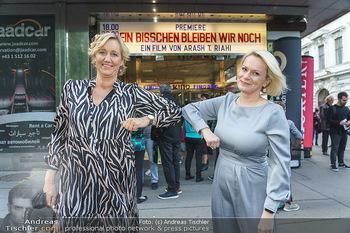 Kinopremiere ´Ein bisschen bleiben wir noch´ - Gartenbaukino Wien - Di 22.09.2020 - Birgit FENDERL, Lou-Lorenz DITTELBACHER1