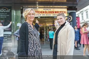 Kinopremiere ´Ein bisschen bleiben wir noch´ - Gartenbaukino Wien - Di 22.09.2020 - Birgite FENDERL mit Tochter Anna10