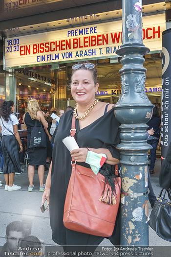 Kinopremiere ´Ein bisschen bleiben wir noch´ - Gartenbaukino Wien - Di 22.09.2020 - Riem HIGAZI12