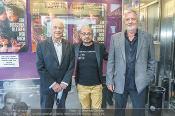 Kinopremiere ´Ein bisschen bleiben wir noch´ - Gartenbaukino Wien - Di 22.09.2020 - Produzenten Veit HEIDUSCHKA, Michael KATZ, Regisseur Arash T. RI13