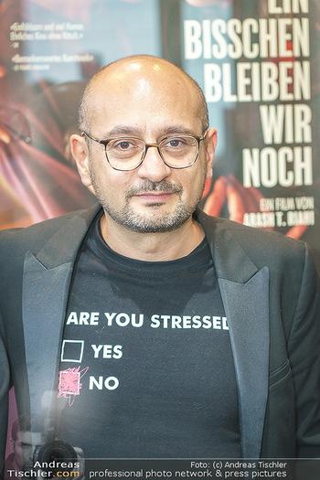 Kinopremiere ´Ein bisschen bleiben wir noch´ - Gartenbaukino Wien - Di 22.09.2020 - Regisseur Arash T. RIAHI (Portrait)14