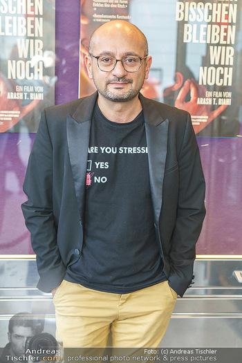 Kinopremiere ´Ein bisschen bleiben wir noch´ - Gartenbaukino Wien - Di 22.09.2020 - Regisseur Arash T. RIAHI (Portrait)15