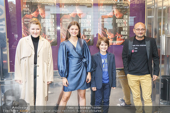 Kinopremiere ´Ein bisschen bleiben wir noch´ - Gartenbaukino Wien - Di 22.09.2020 - Rosa ZANT, Leopold PALLUA, Anna FENDERL, Arash T. RIAHI20