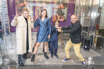 Kinopremiere ´Ein bisschen bleiben wir noch´ - Gartenbaukino Wien - Di 22.09.2020 - Rosa ZANT, Leopold PALLUA, Anna FENDERL, Arash T. RIAHI21