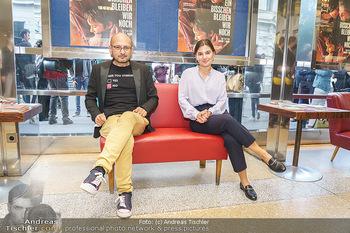Kinopremiere ´Ein bisschen bleiben wir noch´ - Gartenbaukino Wien - Di 22.09.2020 - Arash T. RIAHI, Madeleine ALIZADEH (Daria Daria)22
