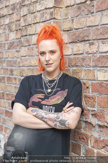 Fototermin Amy Wald - GAB Music Factory - Do 24.09.2020 - Amy WALD (Portrait)1