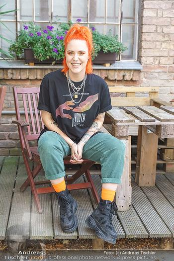 Fototermin Amy Wald - GAB Music Factory - Do 24.09.2020 - Amy WALD2