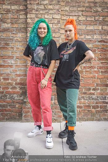 Fototermin Amy Wald - GAB Music Factory - Do 24.09.2020 - Amy WALD, Valentina VALE14