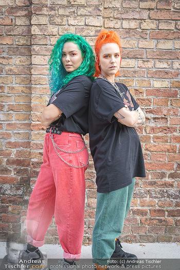 Fototermin Amy Wald - GAB Music Factory - Do 24.09.2020 - Amy WALD, Valentina VALE17