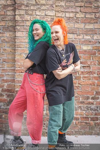 Fototermin Amy Wald - GAB Music Factory - Do 24.09.2020 - Amy WALD, Valentina VALE19