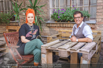 Fototermin Amy Wald - GAB Music Factory - Do 24.09.2020 - Amy WALD im Interview mit Christian SINEMUS28