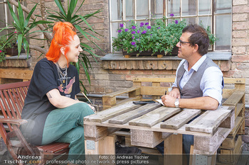 Fototermin Amy Wald - GAB Music Factory - Do 24.09.2020 - Amy WALD im Interview mit Christian SINEMUS29