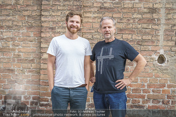 Fototermin Amy Wald - GAB Music Factory - Do 24.09.2020 - Georg GABLER mit Sohn Jonathan35