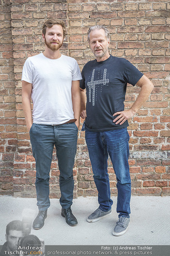 Fototermin Amy Wald - GAB Music Factory - Do 24.09.2020 - Georg GABLER mit Sohn Jonathan36