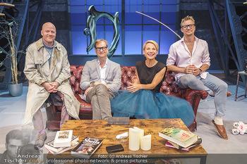 Bühnenfotos Das Abschiedsdinner - Stadttheater Berndorf - Fr 25.09.2020 - Kristina SPRENGER, Gerhard KASAL, Christoph VON FRIEDL, Alexande1