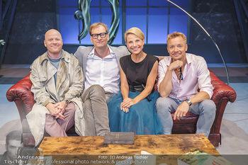 Bühnenfotos Das Abschiedsdinner - Stadttheater Berndorf - Fr 25.09.2020 - Kristina SPRENGER, Gerhard KASAL, Christoph VON FRIEDL, Alexande2