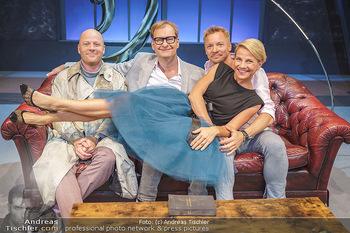 Bühnenfotos Das Abschiedsdinner - Stadttheater Berndorf - Fr 25.09.2020 - Kristina SPRENGER, Gerhard KASAL, Christoph VON FRIEDL, Alexande3