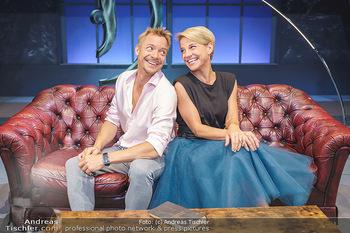 Bühnenfotos Das Abschiedsdinner - Stadttheater Berndorf - Fr 25.09.2020 - Christoph VON FRIEDL, Kristina SPRENGER6