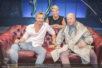 Bühnenfotos Das Abschiedsdinner - Stadttheater Berndorf - Fr 25.09.2020 - Gerhard KASAL, Christoph VON FRIEDL, Kristina SPRENGER7