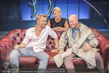 Bühnenfotos Das Abschiedsdinner - Stadttheater Berndorf - Fr 25.09.2020 - Gerhard KASAL, Christoph VON FRIEDL, Kristina SPRENGER8