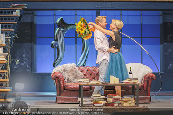 Bühnenfotos Das Abschiedsdinner - Stadttheater Berndorf - Fr 25.09.2020 - 20