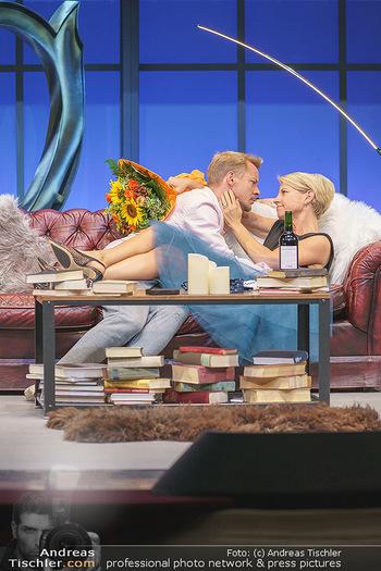 Bühnenfotos Das Abschiedsdinner - Stadttheater Berndorf - Fr 25.09.2020 - Christoph VON FRIEDL, Kristina SPRENGER23