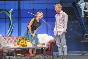Bühnenfotos Das Abschiedsdinner - Stadttheater Berndorf - Fr 25.09.2020 - 28