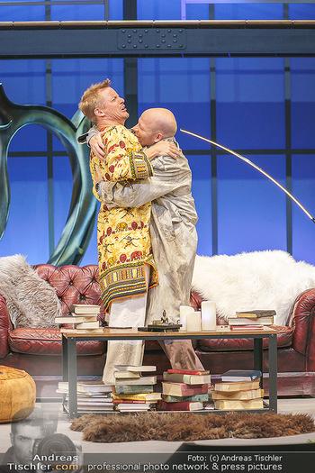 Bühnenfotos Das Abschiedsdinner - Stadttheater Berndorf - Fr 25.09.2020 - Christoph VON FRIEDL, Gerhard KASAL32