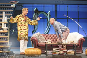 Bühnenfotos Das Abschiedsdinner - Stadttheater Berndorf - Fr 25.09.2020 - 39