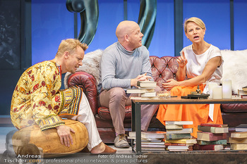 Bühnenfotos Das Abschiedsdinner - Stadttheater Berndorf - Fr 25.09.2020 - 43