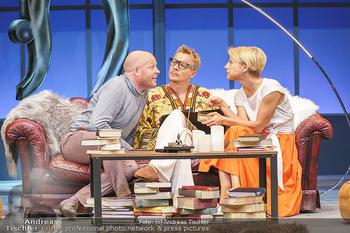 Bühnenfotos Das Abschiedsdinner - Stadttheater Berndorf - Fr 25.09.2020 - Gerhard KASAL, Kristina SPRENGER, Christoph VON FRIEDL47