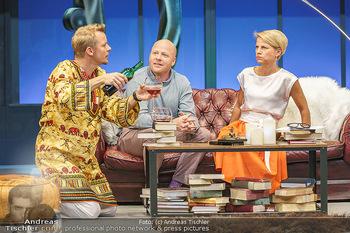 Bühnenfotos Das Abschiedsdinner - Stadttheater Berndorf - Fr 25.09.2020 - Gerhard KASAL, Kristina SPRENGER, Christoph VON FRIEDL49